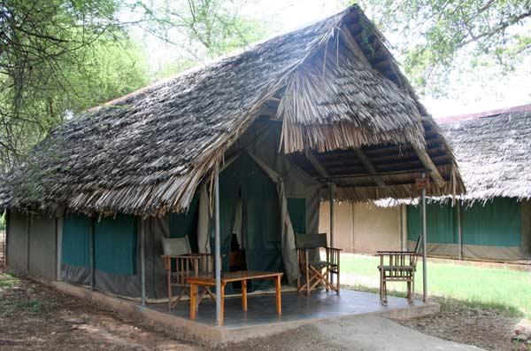 tente safari du tarangire safari lodge
