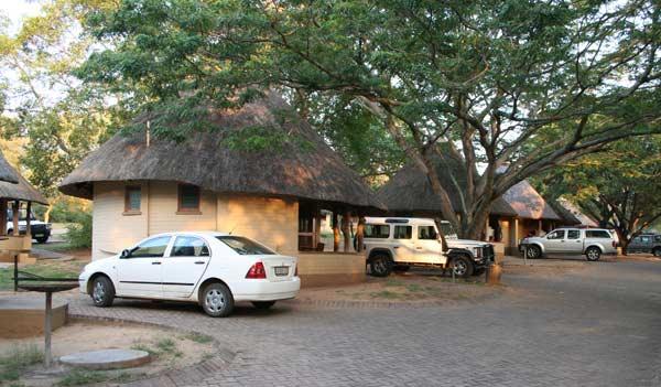 Camp du Kruger