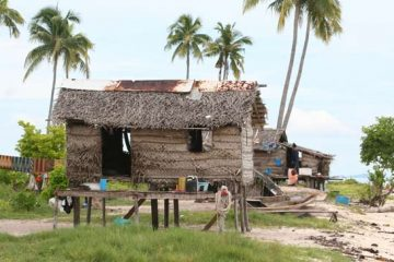 maison pilotis sibuan
