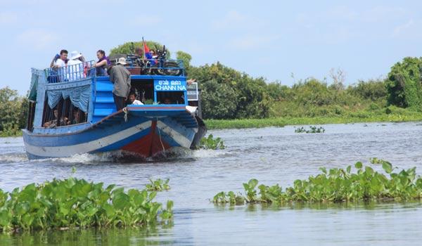 Traversée Siem Reap - Battambang