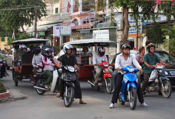 rue phnom penh