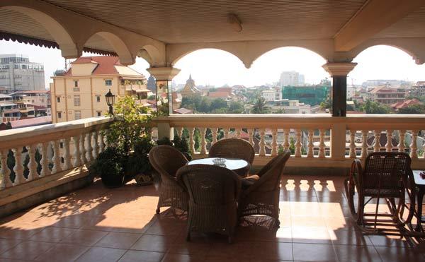 terrasse goldiana hotel