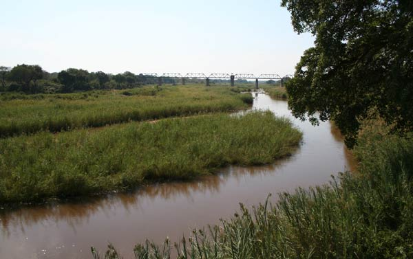 rivière sabie kruger