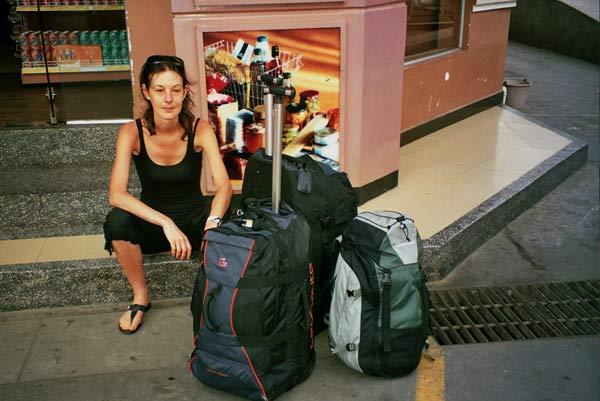 nathalie post hospitalisation voyage