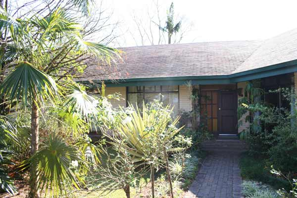 Guesthouse très british en Afrique du Sud