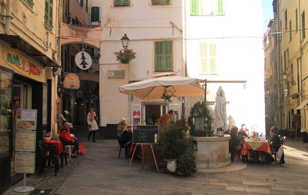 Place à San Remo