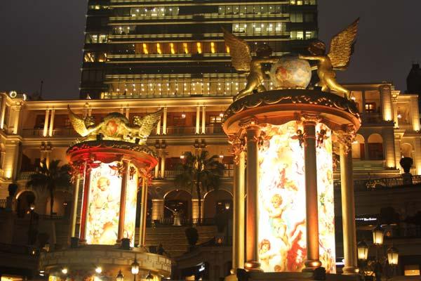 Site du 1881 Heritage à Hong Kong
