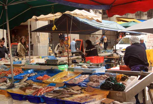 marche poissons nice