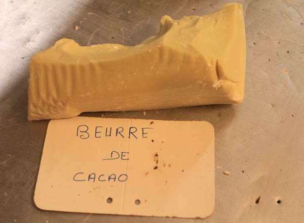 pur beurre cacao