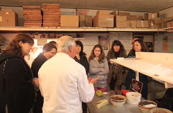 visite guidee chocolaterie marcellin