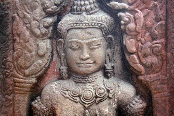 Art khmer à Angkor