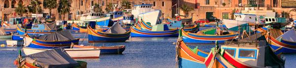 Harbour à Malte