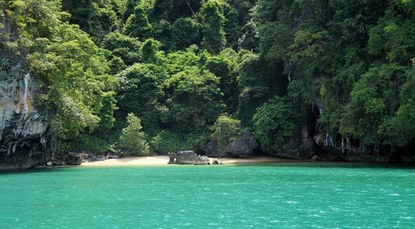 petite crique thailande