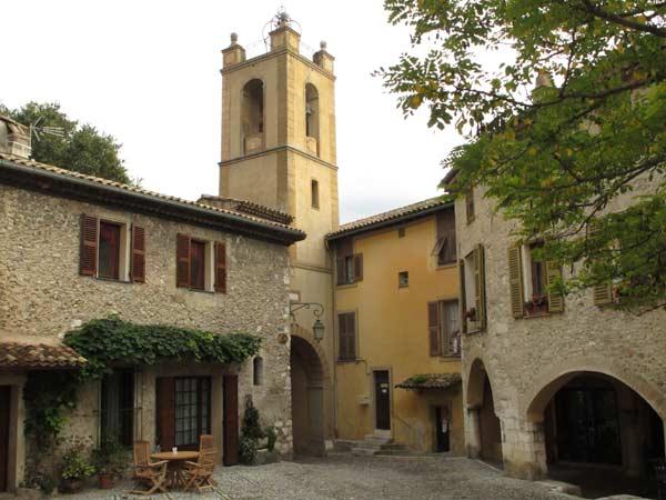 placette village cagnes-sur-mer