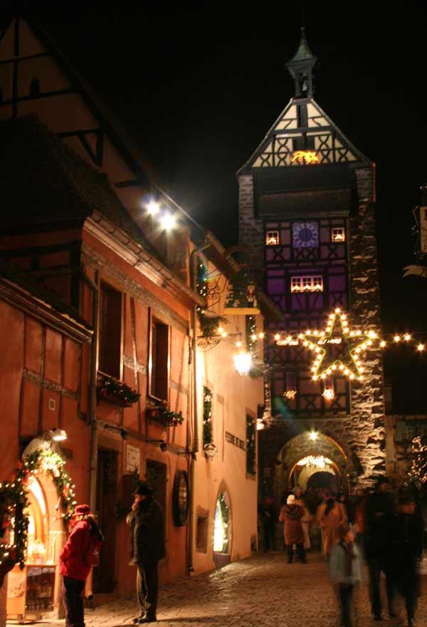 Voyage en France en Alsace