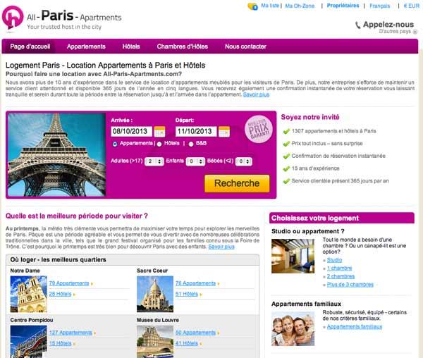 All-paris-apartments
