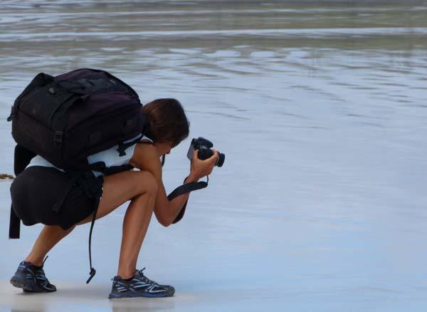 photos aux galapagos