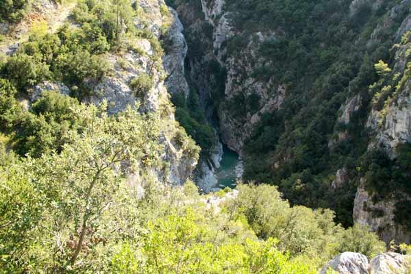 canyon pont cerise