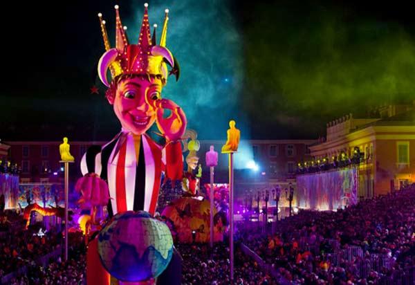 Nice, carnaval
