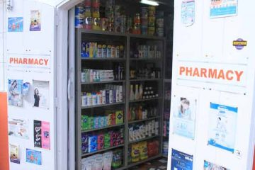 Pharmacie aux Galapagos