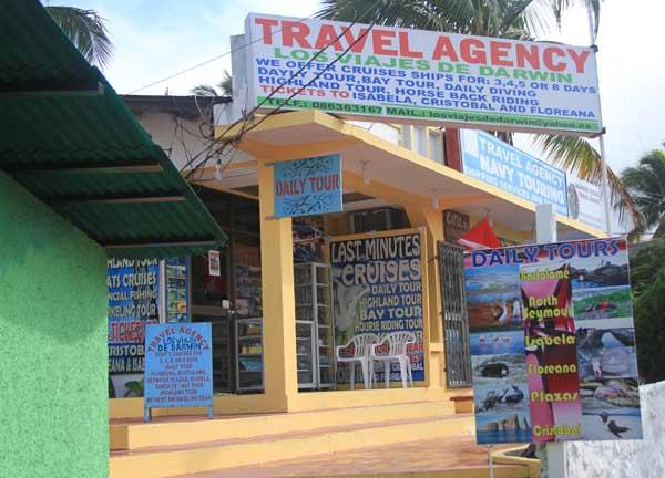 Agence Los Viages de Darwin excursion aux Galapagos