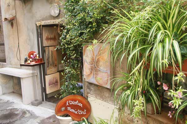 Mougins, ville d'arts