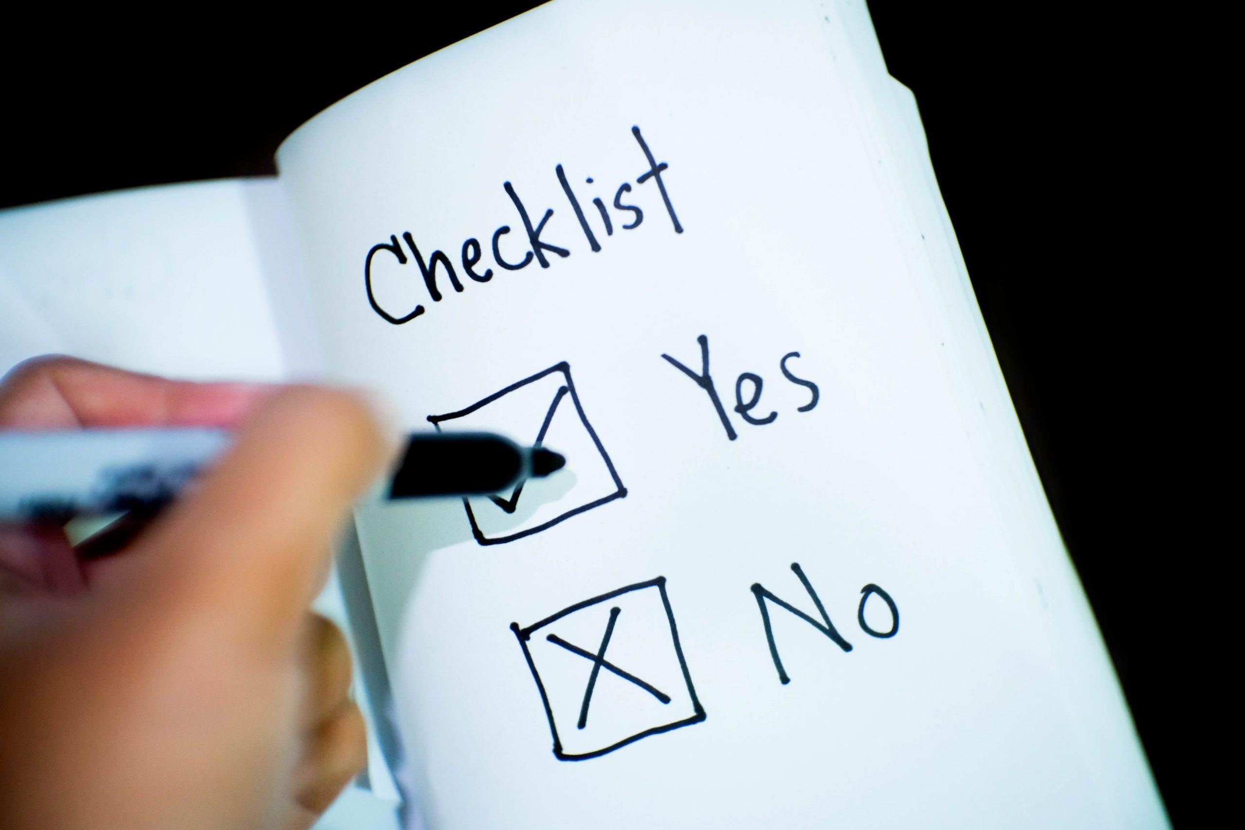voyage guadeloupe checklist