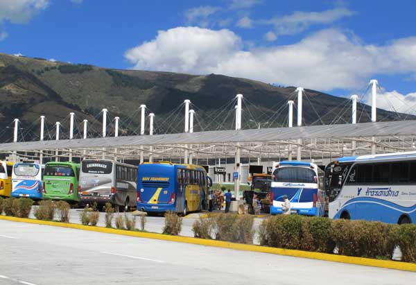 quito gare bus