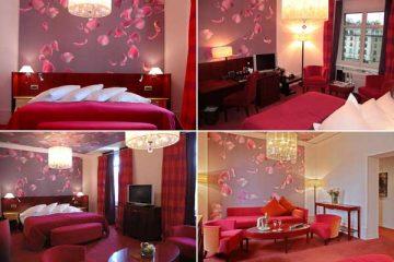 Saint-Valentin Hôtel de la Paix