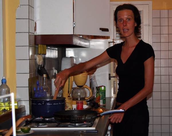 villa guadeloupe cuisine