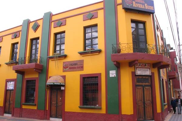 hotel riviera sucre otavalo