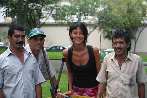 Voyage routard : rencontre avec les locaux
