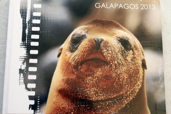 livre photos galapagos
