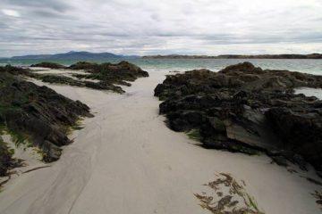 îles proches de l'île de Mull en Ecosse