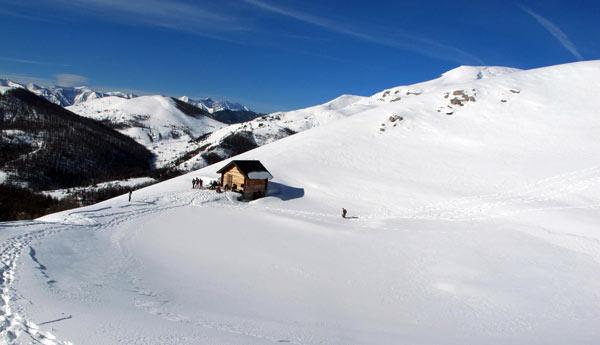 Plus belle randonnée : cabane pique-nique