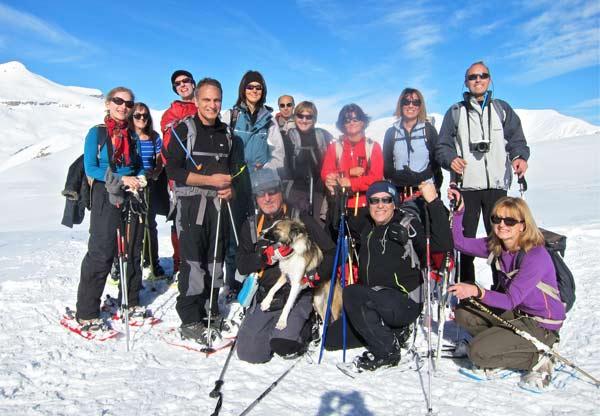Plus belle randonnée : esprit de groupe