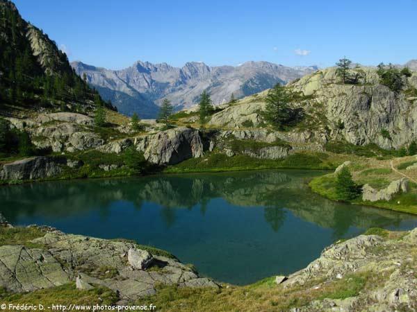 lac vens alpes maritimes