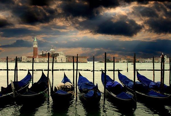 Venise, voyage en Italie