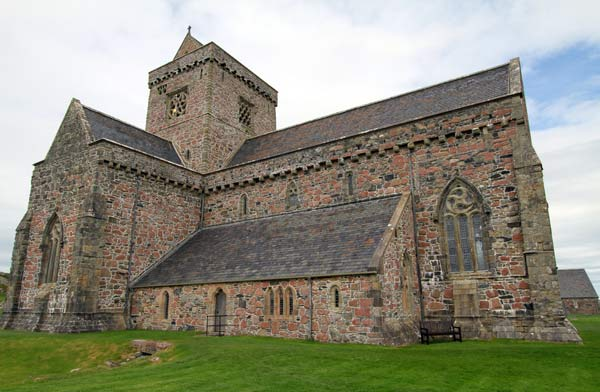pelerinage abbaye iona