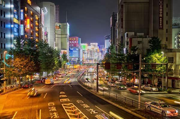voyage au Japon Tokyo
