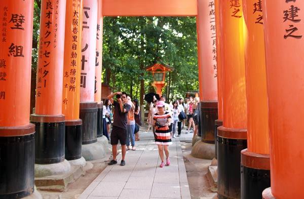 monde temple fushimi