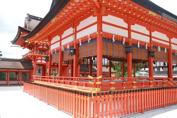 temple fushimi kyoto