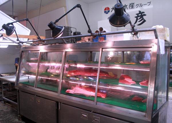 thon tout frais tsujiki market