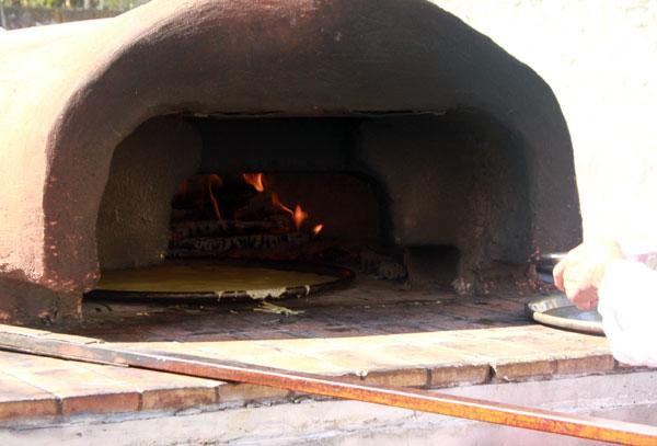 specialites nicoises cuisson socca