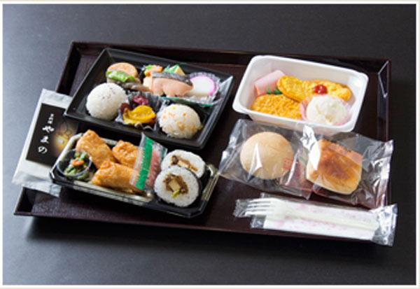 village kyoto hotel petit dejeuner