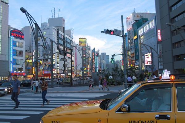 Japon, urbanisation