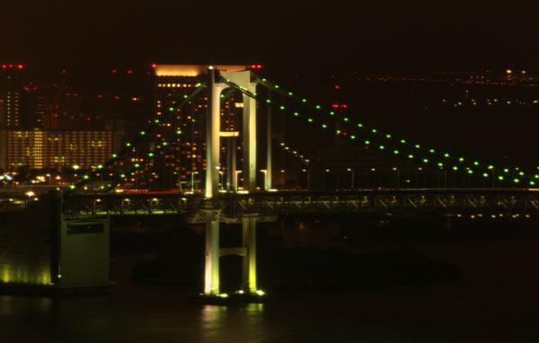 pont de Tokyo by night