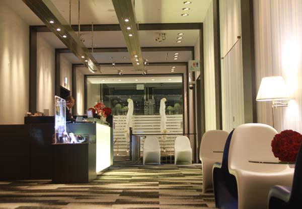 accueil world trade center Tokyo