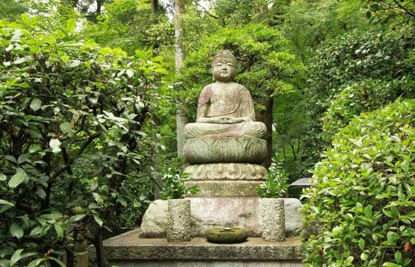 ryonjy temple buddha kyoto