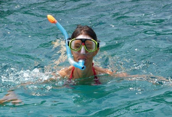 voyage snorkeling